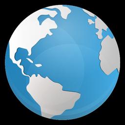 Twin Cities Care Globe Icon